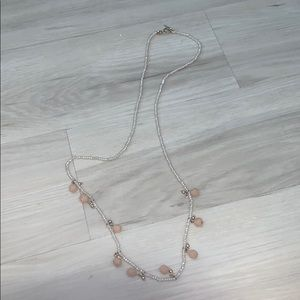 Long south moon under necklace
